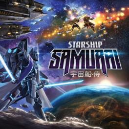 Starship Samurai - juego de mesa