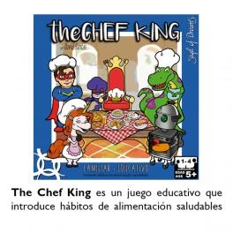 The Chef King - juego de mesa