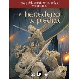 Clasicos del mazmorreo: the phlogiston books vol 2 el heredero de piedra suplemento de rol