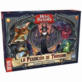 Hero realms: La perdicion de Thandar