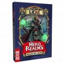 Hero realms: Mazo de Jefe Liche - juego de cartas
