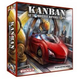 Kanban Automotive Revolution juego de mesa
