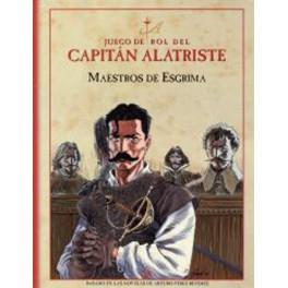 Capitan Alatriste: maestros de esgrima juego de rol