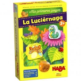 Mis primeros juegos: la luciernaga - Juego de mesa para niños de Haba