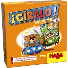 Giralo - juego de cartas para niños de Haba