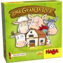 Una Granja Loca - juego de mesa para niños de Haba