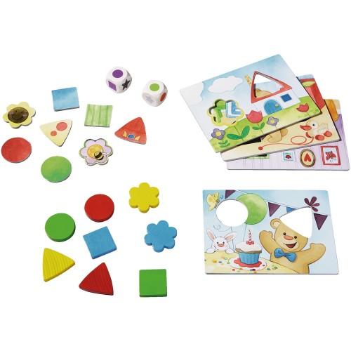 Comprar Mis primeros juegos: Teddy, colores y formas - Juego de mesa ...