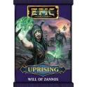 Epic expansion insurreccion: sobre el Ansia de Zannos