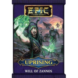 Epic expansion insurreccion: sobre el Ansia de Zannos