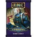 Epic expansion insurreccion: sobre El Edicto de Kark