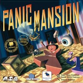 Panic Mansion - juego de mesa