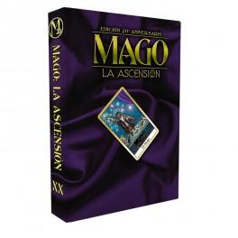 Mago: la ascension 20 aniversario