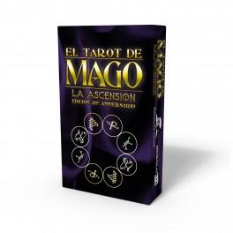 Mago la ascension 20 aniversario - Tarot de mago suplemento de rol