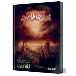 El Rastro de Cthulhu:  Cthulhu Apocalipsis