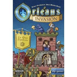 Orleans Invasion juego de mesa