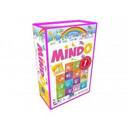 Mindo Unicornios juego de mesa para niños