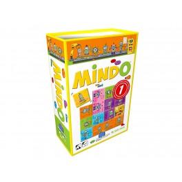 Mindo Robots juego de mesa para niños