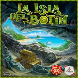 La isla del botín juego de mesa