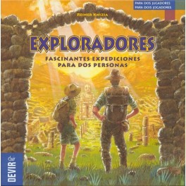 exploradores juego de mesa