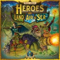Heroes of Land, Air and Sea - juego de mesa