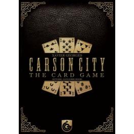 Carson City the card game - juego de cartas