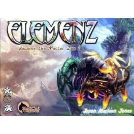 Elemenz - KS version - juego de mesa