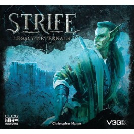 Strife: Legacy of the Eternals - Segunda mano