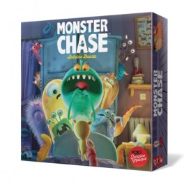 Monster Chase juego de mesa para niños