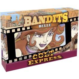 Colt Express: Bandits - Belle - expansión juego de mesa