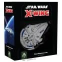 Star Wars: X-Wing Segunda Edicion: Halcon Milenario de Lando - expansion juego de mesa