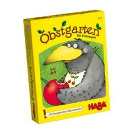 El frutal: juego de cartas para niños haba