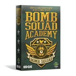Bomb Squad Academy juego de cartas