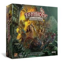 Zombicide: Green Horde juego de mesa