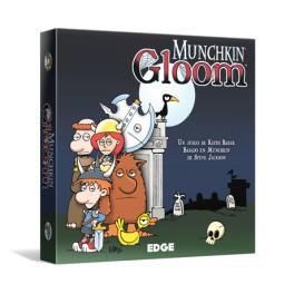 Munchkin Gloom - Juego de cartas