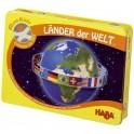Terra Kids: Los paises del mundo juego de mesa haba