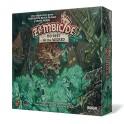 Zombicide Black Plague: No rest for the wicked Expansión juego de mesa