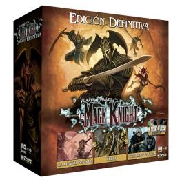 Mage Knight Edicion Definitiva - juego de mesa