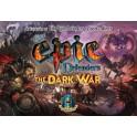 Tiny Epic Defenders: the Dark War - expansión juego de mesa