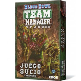 Expansion Blood Bowl Team Manager: Juego Sucio