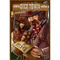 dice town wild west expansión juego de mesa
