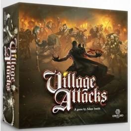 Village Attacks - juego de mesa