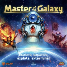 Master of the Galaxy - juego de mesa