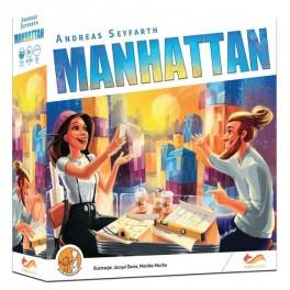 Manhattan: nueva edicion - juego de mesa