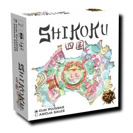 Shikoku - juego de mesa