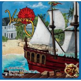 Veracruz 1631 - Juego de mesa