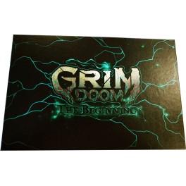 Grim Doom The Beginning (edicion corregida en castellano) juego de cartas
