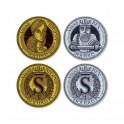 Feudum: Monedas metalicas - expansión juego de mesa