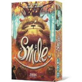 Smile juego de cartas