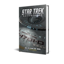 Star Trek Adventures - juego de rol