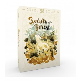 Spirits of the Forest - juego de mesa